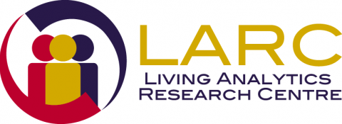 Living Analytics Research Centre logo