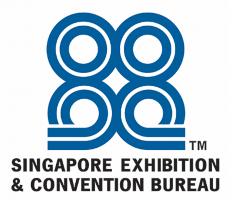Singapore Exhibition & Convention Bureau logo